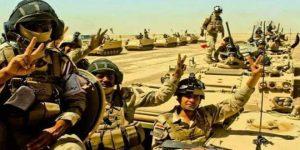 Irakische Armee, Photo: SANA