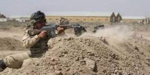 Einsatz im Irak, Photo: SANA