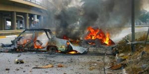 Terrorakte nahe Bagdad, Photo: SANA