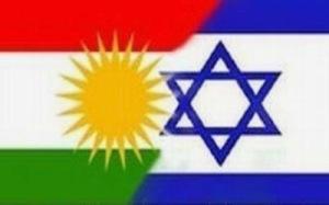 Kurdistan - Israel, Abb.: voltairenet.org