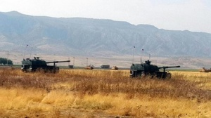 Türkischer Aufmarsch an Grenze, Photo: Pars Today