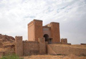 Stadtmauer von Ninive, Bildquelle: SputnikNews