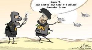 Karikatur dazu, s. Sputnik news