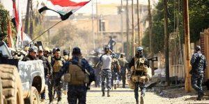 In einem befreiten Teil Mossuls, Photo: SANA