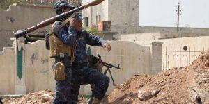 Beginn des Angriffs auf die Altstadt Mossuls, Photo: SANA