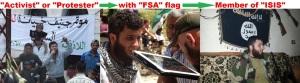 Aktivist, FSA, IS, NevaehWest