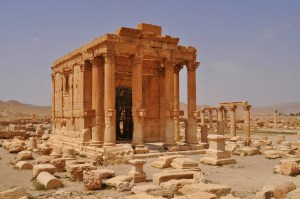 Baʽl Šamay – Tempel, Palmyra