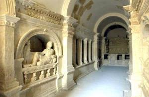 Grablege Ilah Bal, Palmyra, SANA