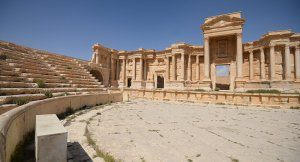 Theater in Palmyra, Bildquelle: sputnik