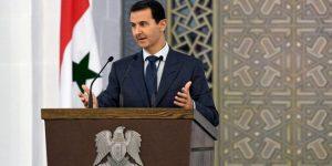 Rede von Dr. al-Assad, Photo: SANA