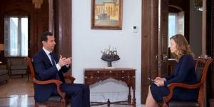 Präsident Dr. al-Assad mit Maria Finoshina, Photo: SANA