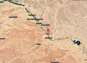 al-Bû Kamâl, Abb. syria.liveuamap.com