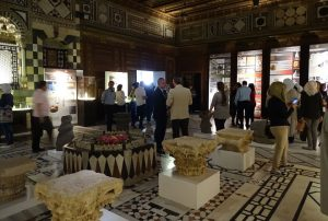Treasures-Syrian-Heritage-exhibition-antiques-relics, Photo: SANA