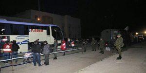 Ausschaffung der Terroristen aus al-Waír, Photo: SANA