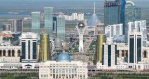 Konferenzort Astana, Photo: SANA