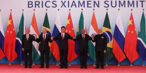 9. BRICS-Gipfeltreffen in XIAMEN, Photo: SANAs