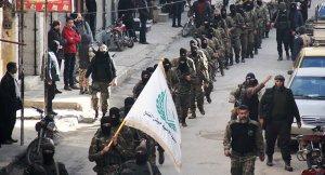 Ğabhatu_n-Nuṣra in Idlib, Photo: Sputnik News