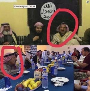 McGurk trifft IS-Mitglieder, Photo: Voltairenet.org