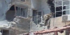 Schäden infolge Terrorakten, Photo: SANA