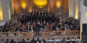Wieder Kirchenkonzert im befreiten Aleppo, Photo: SANA