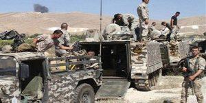 Gemeinsame Operation mit libanesischer Armee, Photo: SANA