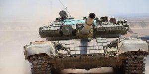 SAA-Panzer, Photo: SANA