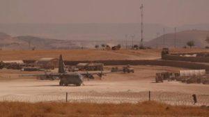 US-Basis in N-Syrien, Photo: SANA