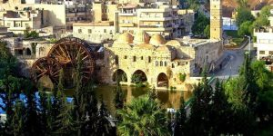 Hama-Altstadt, Photo: SANA