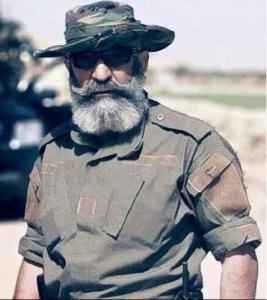 Brigadegeneral ʿIṣām Zahr ad-Dīn, Photo: liveleak