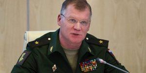 Generalmajor Igor Konaschenkow, Photo: SANA