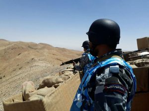 SAA im West-Qalamûn, Photo: SANA