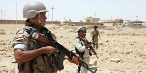 Sicherheitsop in al-Anbâr