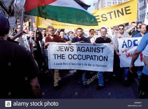 EPWNY12, Jews and Palestinians march against the occupation and against the war in Iraq, March 22, Peace March, New York City, USA.